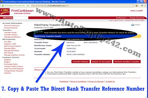 cibc bank transfer direct bank transfer cibc autotopup242