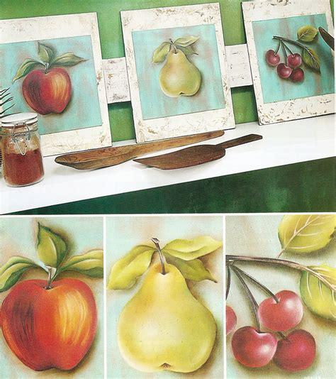 cocina arte cuadros de frutas para decorar nuestra cocina arte