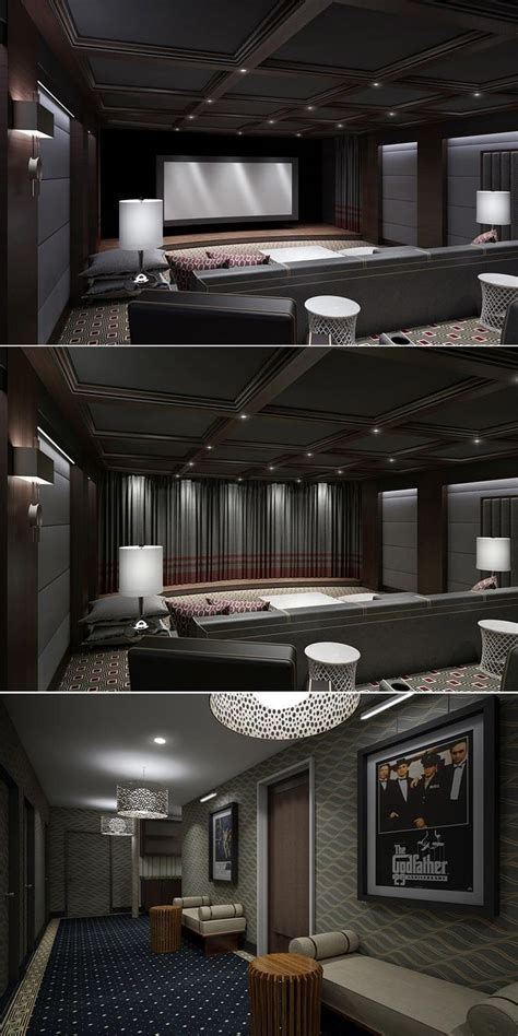 home theater design 17 best ideas about home theater design on