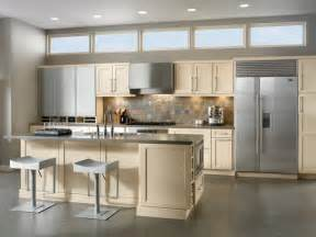 kraftmaid kitchen bathroom cabinets gallery kitchen cabinet kings contemporary kitchen - kraftmaid cabinets northfield cherry sunset