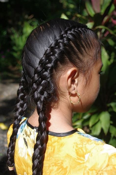 2 packs of braiding hairstyles 2 braid styles