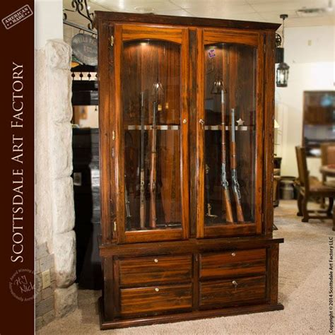 solid wood gun cabinet custom gun cabinet built solid wood cabinets