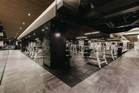 Square Foot by Equinox Gym In Vancouver Nuvo