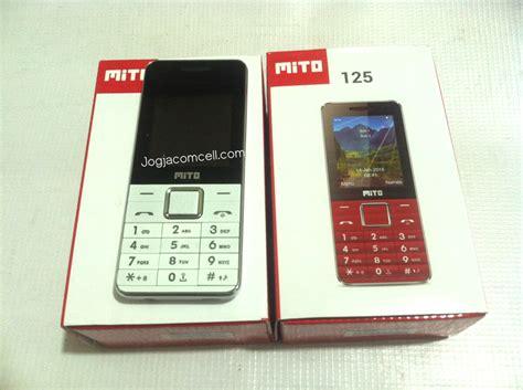 Mito 195 Hp Murah By Bebyshop mito 125 dual sim gsm gsm murah garansi resmi