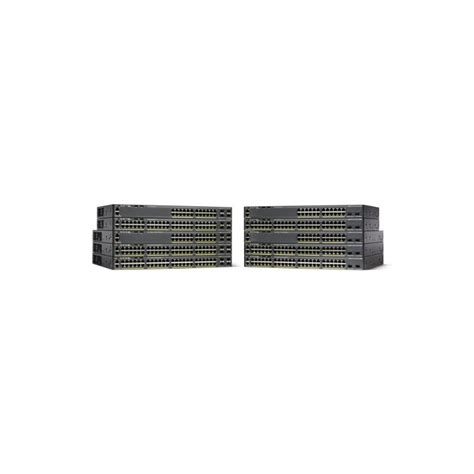 Cisco Catalyst Ws C2960x 24ps L used cisco ws c2960x 24ps l