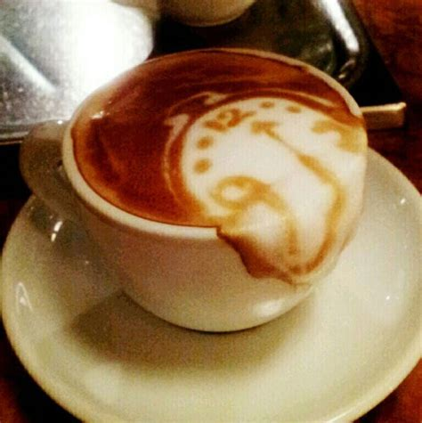 Move Latt Artists The Amazing Latt Printer Has Arrived by Picture Of The Day Salvador Latte 171 Twistedsifter