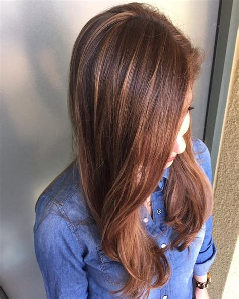 baby lights highlights 50 lovely light brown hair color ideas natural and shiny