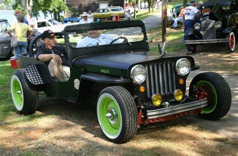 Willys Jeep Rat Rod 2018 Cj5 2017 2018 Best Cars Reviews