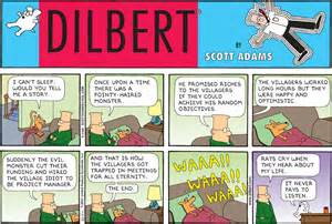dilbert best of the 10 best pointy haired moments from dilbert