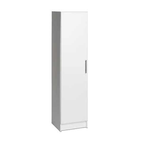 Kitchen Cabinet Lighting Options Prepac Elite 65 In H X 16 In W X 16 In D Laminate Wood