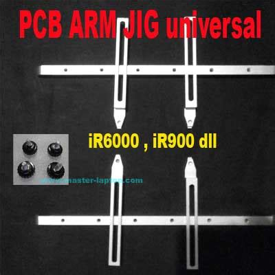 Bga Jig Ir6000 By Bengkelnotebook arm jig univesal pcb ir6000 ir9000