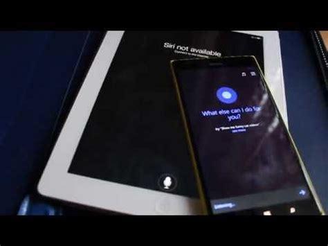 why windows phone is better why cortana is better than siri windows phone 8 1 vs ios