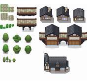 Tiles And Tilesets On PokemonFanGames  DeviantArt