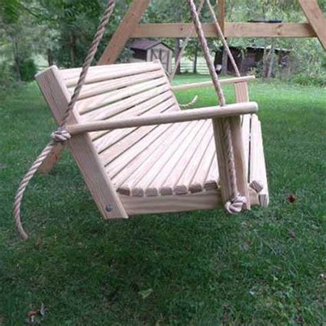how to hang a bench swing from a tree porch swings with rope hangers photo pixelmari com