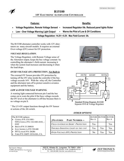 wiring prestolite diagram alternator 6222y motorcraft