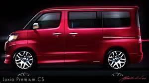 Luxio Daihatsu Daihatsu Luxio 2499298