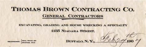 Niagara College Letterhead Buffalo D Youville College Archives