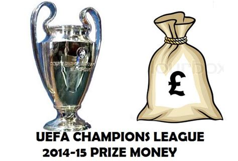 Money Sweepstakes - uefa chions league 2014 15 prize money in detail footballwood