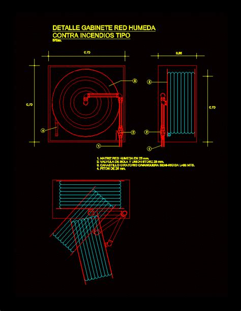 Cabinet Rh by Detail Cabinet Rh In Autocad Cad 47 58 Kb