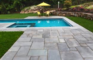 pool and patio pools patios connecticut bluestone patio