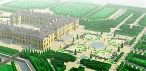 Single Floor Home Plans ocean multimedia studio rundale palace amp garden 3d model