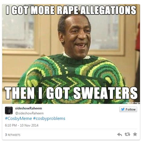 Meme Bill Cosby - bill cosby bill o brien and bill cosby meme on pinterest