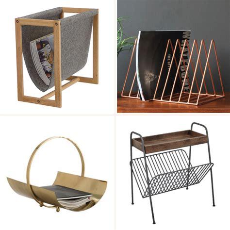 design magazine rack uk stylish magazine racks regarding 20 modern design crush