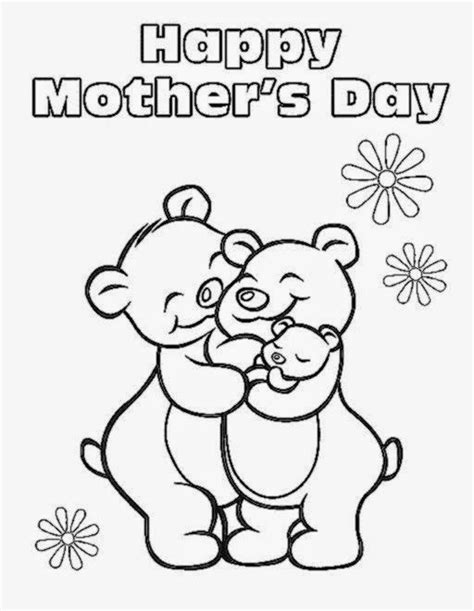 coloring pages for children s day mothers day coloring pictures free coloring pictures