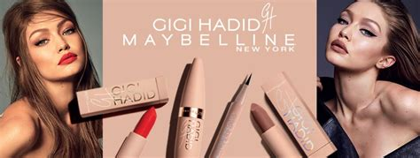 Makeup Maybelline Gigi Hadid Makeup New York Style Guru Fashion Glitz