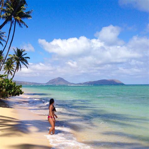 beautiful hawaii beaches kahala honolulu oahu hawaii beautiful by
