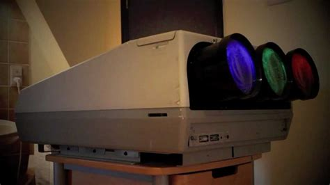 Proyektor Crt Barco Graphics 801 Crt Projector Preview