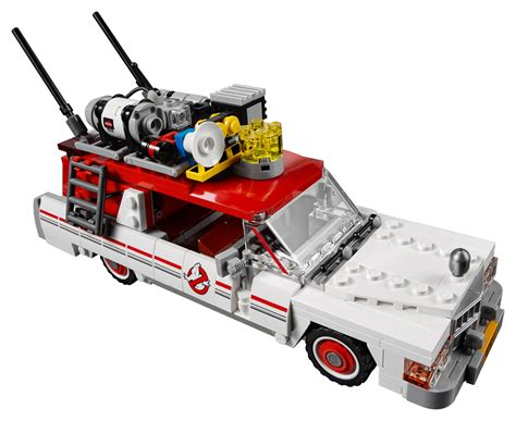 Brick Lepin 16032 Ghostbusters Ecto 1 2016 new 2016 lego ghostbusters new ecto 1 set revealed