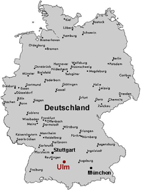 map of ulm germany ulm map and ulm satellite image