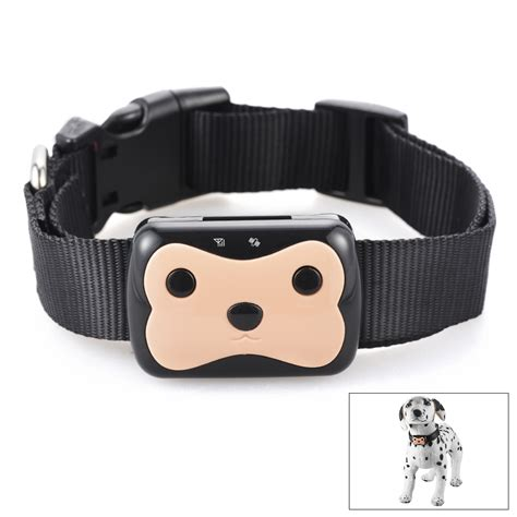 gps tracking collar gps pet cat tracker gsm realtime tracking collar waterproof sim card os676 ebay