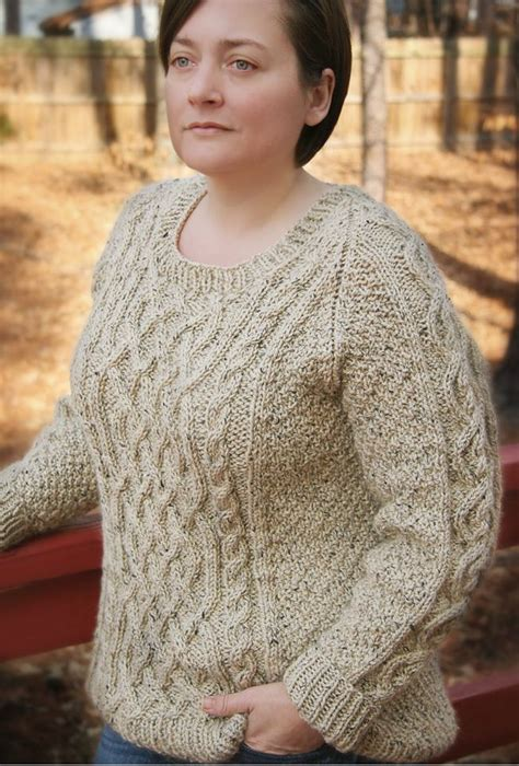 pattern cable knit sweater gorgeous scoop necked cabled sweater olwen sweater