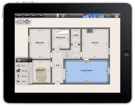 design your home ipad app livecad logiciel d architecture 3d