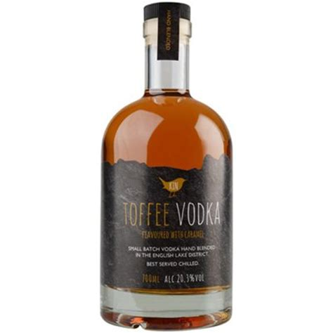 Bath Shower Sets kin toffee vodka love the lakes lake district gifts