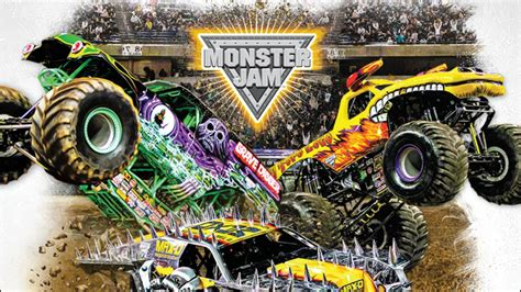 monster truck show winnipeg biggest monster jam show ever hits mts centre february 21 22