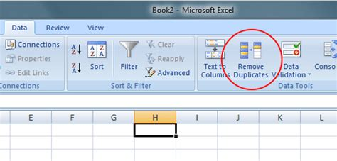 How To Remove Address From Records Automatically Remove Duplicate Rows In Excel