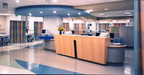 montefiore hospital emergency room lobby plan