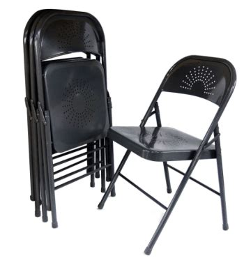 decorative folding chairs shin crest decorative folding chairs set of 4 only 49 98