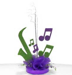 ideas for music theme centerpieces jazz awesome events blog