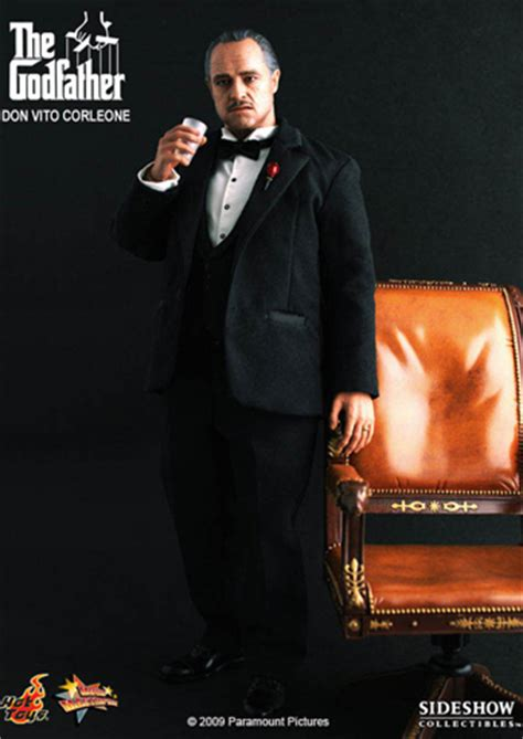 Godfather Don the godfather don vito corleone