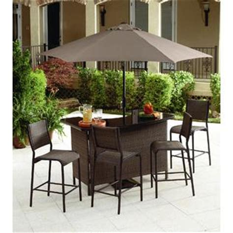 Grand Resort Patio Furniture by Grand Resort Wilton 5 Bar Set Limited Availability