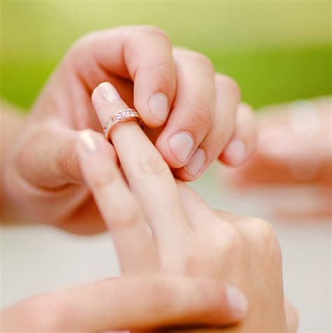 fingers and big knuckles wedding ring dilemmas