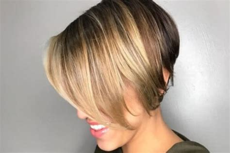shortcut bob hairstyles for women in 2018