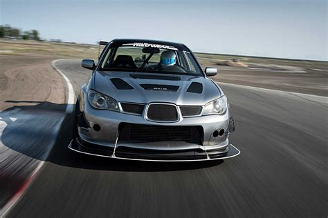 2007 Subaru Wrx Sti Air Attack