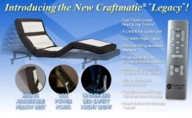 craftmatic 174 adjustable beds consumeraffairs 1 adjustable bed