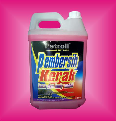 Glass Cleaner Pembersih Kaca petroll products