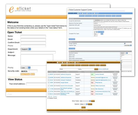 open source help desk ticket system best free help desk ticketing system